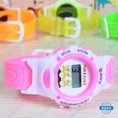 兒童手錶兒童手錶男孩女孩兒童玩具電子手錶小孩男童運動手錶0-5歲