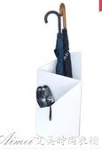 創意雨傘架酒店 大堂家用鐵藝傘筒雨傘桶收納桶落地式放傘架子 艾美時尚衣櫥 YYS
