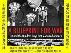 二手書博民逛書店A罕見Blueprint For WarY256260 Susan Dunn Yale University