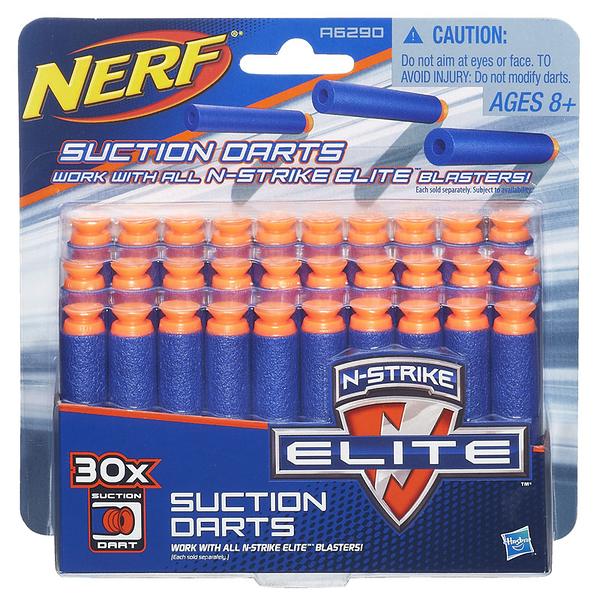 NERF精英系列N-Strike 30發子彈補充裝