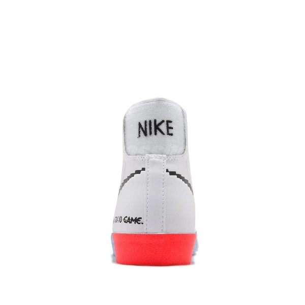 Nike 休閒鞋 Blazer Mid 77 VNTG 白 彩色 女鞋 Have A Good Game 電動主題設計 【ACS】 DC3281-101
