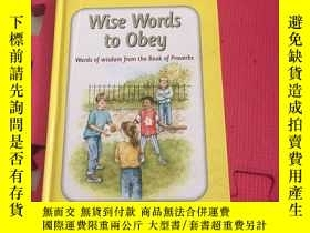 二手書博民逛書店Wise罕見Words to ObeyY267886 ISBN: