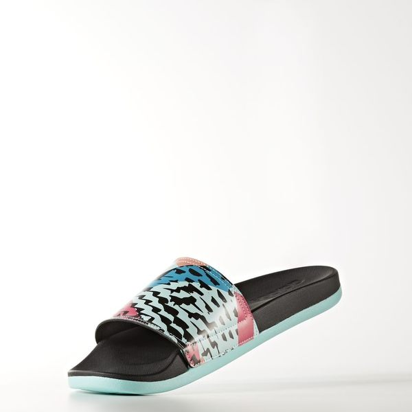 ADIDAS AQUALETTE CLOUDFOAM RM 女鞋 拖鞋 休閒 輕量 緩衝 舒適 藍【運動世界】BB0487