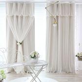 限定款臥室成品全遮光窗簾 主播背景布 拍攝背景窗簾