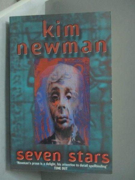 【書寶二手書T8/原文小說_KPA】Seven Stars_Kim Newman