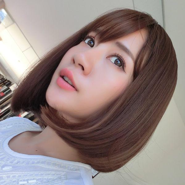 韓系全頂假髮 長BOBo短髮 仿真大頭皮 空氣劉海 消光髮絲 高品質假髮 QD3023 魔髮樂Mofalove