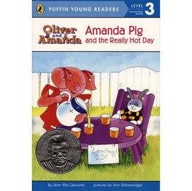 【小豬兄妹】 AMANDA PIG & THE REALLY HOT DAY