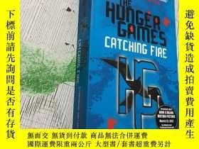 二手書博民逛書店Hunger罕見Games Ii Catching FireY1