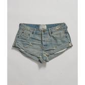 ONETEASPOON COUNTRY BANDITS DENIM SHORT  牛仔短褲-藍(女)