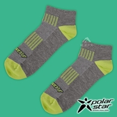 PolarStar 中性排汗踝襪『炭灰』P17520 露營.戶外.登山.排汗襪.彈性襪.紳士襪.休閒襪.低筒襪.短襪