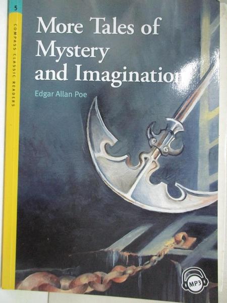 【書寶二手書T1/語言學習_HMQ】More Tales of Mystery and Imagination