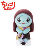 【日本正版】莎莉 Sally 聖誕夜驚魂 迪士尼 排排坐玩偶 Chokkorisan 玩偶 公仔 T-ARTS 拍照玩偶 - 238598