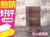 BURBERRY LONDON 倫敦男香 男性淡香水 100ml◐香水綁馬尾◐