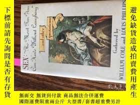 二手書博民逛書店Sex罕見and other quotationsY284471