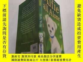 二手書博民逛書店alfie罕見all alone: 阿爾菲一個人Y200392