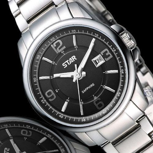 STAR 時代 花舞時尚仕女腕錶 1T1407-131S-D