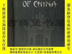 二手書博民逛書店1908年 THE罕見UPLIFT OF CHINA (中國的進