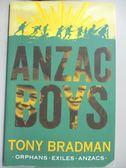 【書寶二手書T1/原文小說_NOZ】Anzac Boys_Tony Bradman