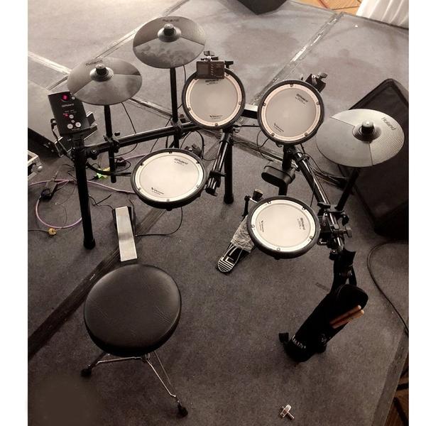 二手品出清-婚禮樂團ROLAND TD-1DMK電子鼓9.9新.廉讓僅此一台自取現金價