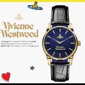 【人文行旅】Vivienne Westwood | VV065NVBK 英國時尚精品腕錶