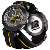 全球限量1212只 TISSOT 天梭 T-RACE THOMAS LUTHI 湯瑪斯‧盧蒂賽車錶 T0924173706701
