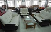 【石川傢居】LC-16 超值乳膠皮1+2+3雙色沙發組 台灣製造 可訂色 大台中一律免運 #363雙色系列