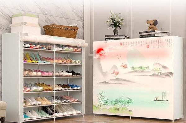 鞋架簡易家用經濟型