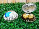 海洋貝殼喜糖盒 婚禮小物 二次進場 開幕...