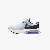 Nike Air Zoom Arcadia (PSV) 中童 灰藍紫 魔鬼氈 氣墊 休閒 慢跑鞋 CK0714-006
