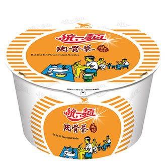 統一麵 肉骨茶風味 93g/碗【康鄰超市】