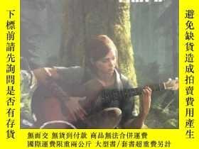全新書博民逛書店最後生還者2遊戲設定集 Art of the Last of Us Part II限量收藏版本Y262452