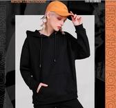 衛衣女秋冬季韓版寬鬆連帽加絨加厚情侶裝新款潮ins新年禮物