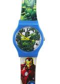 【卡漫城】 卡通錶 浩克 ㊣版 Hulk 膠錶 兒童錶 迪士尼 女錶 手錶 復仇者聯盟 Marvel 綠巨人