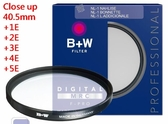 B+w F-Pro Close-up NL1+1E NL2+2E NL3+3E NL4+4E NL5+5E 近攝鏡 微距 40.5mm
