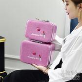 大容量化妝包便攜專業化妝品收納桌面整理小號LK3511 『美鞋公社』