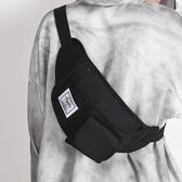 男士胸包帆布新款潮牌時尚斜背包個性單肩包日系街頭腰包 - 歐美韓熱銷