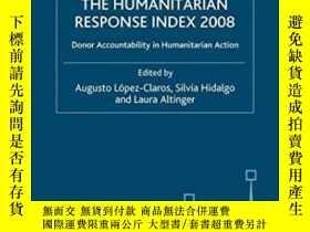 二手書博民逛書店Humanitarian罕見Response Index 2008: Donor Accountability I