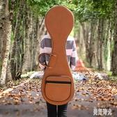 琵琶輕體盒琵琶盒琴盒可背可提輕體盒成人便攜式琵琶樂器盒包 FF4275【美好時光】