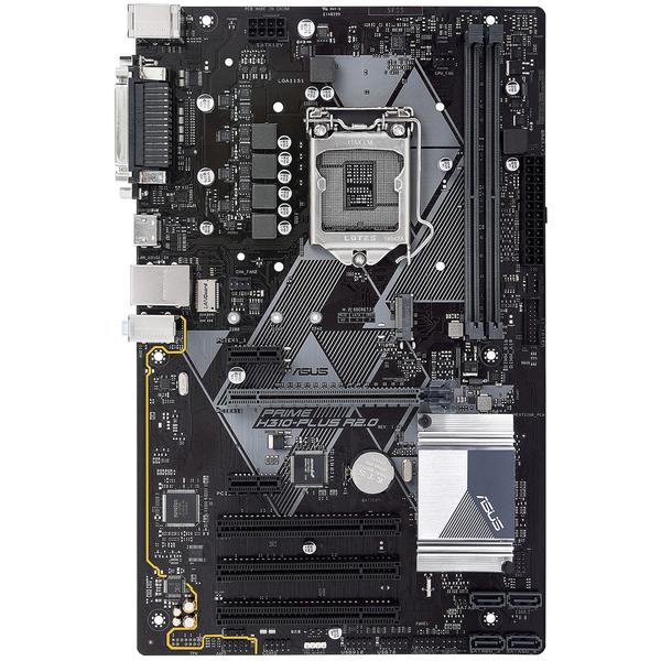 【免運費】ASUS 華碩 PRIME H310-PLUS R2.0 主機板 / H310晶片