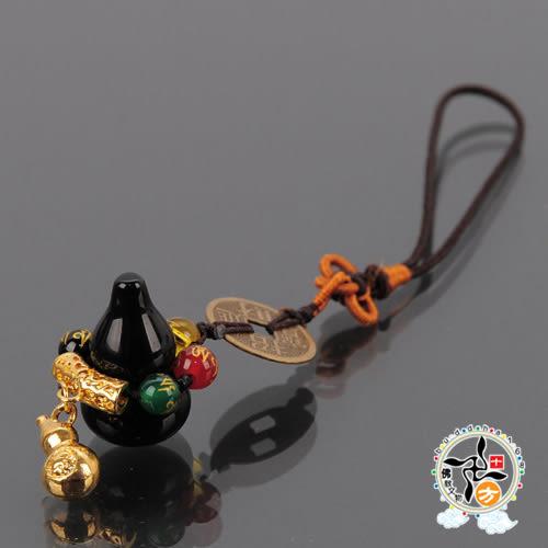 五行珠+葫蘆掛飾【 十方佛教文物】