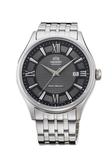 [Y21潮流精品] 新款!ORIENT 東方錶 CLASSIC系列 鋼帶款 深灰色 - 43mm SAC04003A
