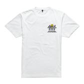 Deus Ex Machina Bench Press Tee T恤(白)
