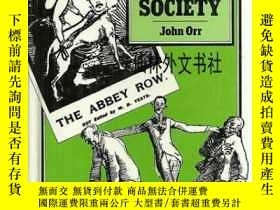 二手書博民逛書店【罕見】Tragic Drama And Modern Soci
