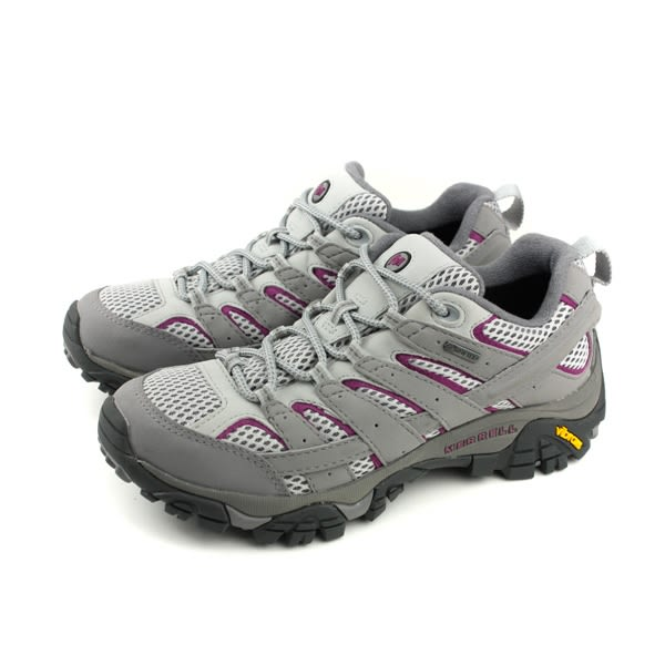 MERRELL MOAB 2 GTX GORE-TEX 多功能鞋 運動鞋 灰色 女鞋 ML06082 no928