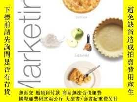 二手書博民逛書店Marketing:罕見Defined Explained Applied (2nd Edition)-市場營銷: