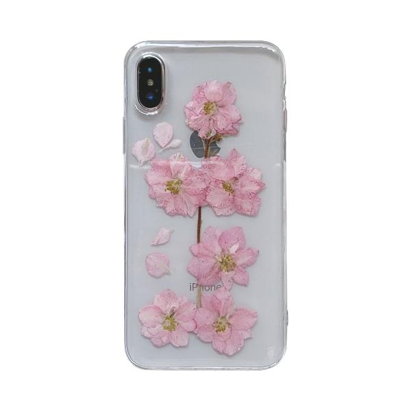 六倍利飛燕 永生真花 滴膠手機殼 防摔殼 iPhone 13 12 Pro Max XR Xs 7/8 SE2 蘋果 手機殼