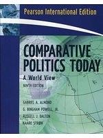 二手書博民逛書店 《Comparative Politics Today》 R2Y ISBN:9780205589760