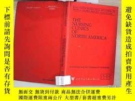 二手書博民逛書店THE罕見NURSING CLINICS OF NORTH AMERICA:Intellectual and De