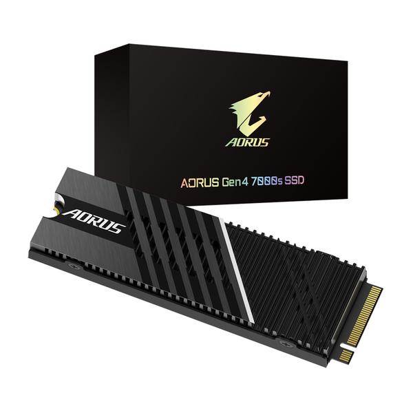 GIGABYTE 技嘉 AORUS 7000s GP-AG70S1TB Gen4x4 PCIe 1TB SSD固態硬碟