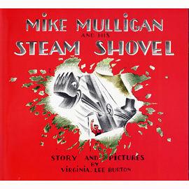 【麥克書店】『小熊媽的經典英語繪本』 MIKE MULLIGAN AND HIS STEAM SHOVEL/英文繪本附CD《環境保護》